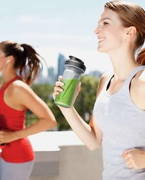 ممارسة رياضة الركض
