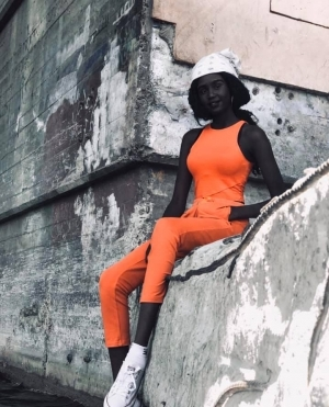 الفتاة السودانية
