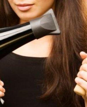 أضرار الحرارة على الشعر