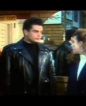 مشهد من فيلم آيس كريم في جليم