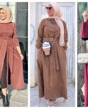 ملابس محجبات 2021 صيفي للعيد