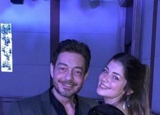 أحمد زاهر وليلى زاهر