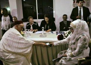 حفل زفاف مسنان بتونس