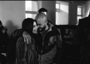 العسيلي وزوجته