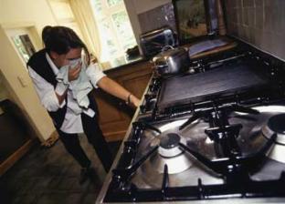 الاحتياطات الواجب اخذها حتى لا يحدث حريق أو أختناق بالحمام