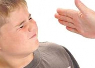 ضرب الاطفال
