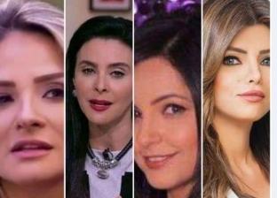 إيمان الحصري- داليا أشرف- جاسمين طه- سالي شاهين