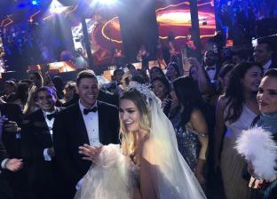 حفل زفاف نجل الفنان هاني شاكرا