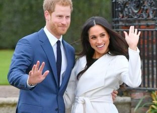 الأمير هاري وميجان ماركل