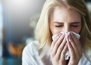 الاصابة بالأنفلونزا