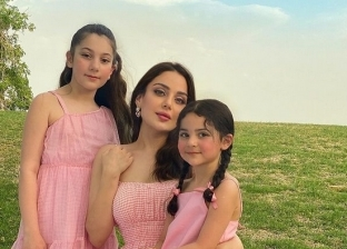 ابنة هيفاء وهبي وبناتها