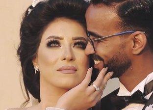 محمود الليثي وزوجته