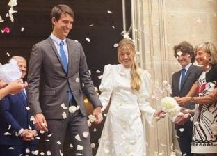 حفل زفاف ابن برنارد أرنو ثالث أغنى رجل في العالم