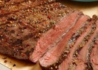 تناول اللحوم
