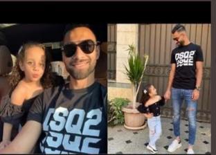عمرو السولية وابنته