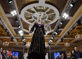 الحجاب والملابس التقليدية تسيطر على أسبوع موضة قيرجيزستان