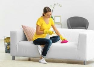 فوائد تنظيف المنزل لحرق السعرات الحرارية