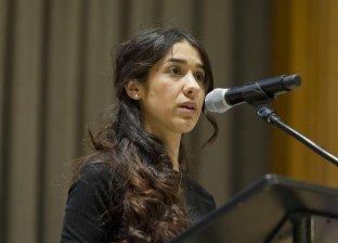 نادية مراد، الفائزة بجائزة نوبل للسلام 2018