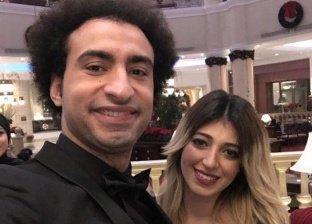 زوجة علي ربيع موجهة رسالة له: