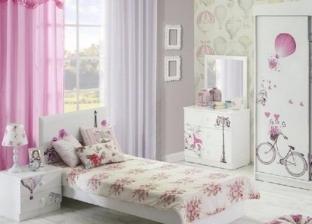 ألوان غرف نوم الأطفال