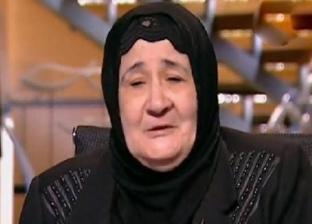 والدة الشهيد أحمد الكبير