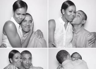 باراك  أوباما - ميشيل