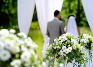 حكم الاحتفال بالزفاف في بيت الزوجة وشراء مستلزمات الزواج من المهر