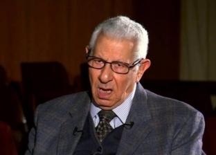 الكاتب الكبير مكرم محمد أحمد