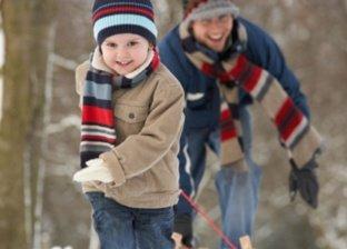 طريقة بسيطه للتخلص من برودة أطراف أطفالك عند ذهابهم للمدرسة