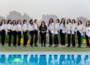 ملكات جمال العرب ومصر