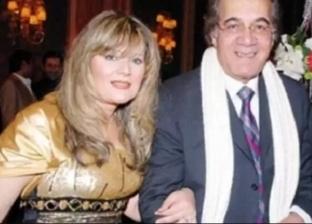 رانيا محمود ياسين ووالدها