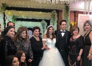 حفل زفاف غادة رجب