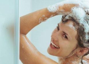 غسل الشعر