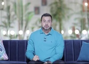 حقيقة رد مصطفى حسني على حلا شيحة بشأن الحجاب