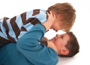 التعامل مع الطفل العنيف