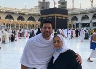 حسن الرداد ووالدته