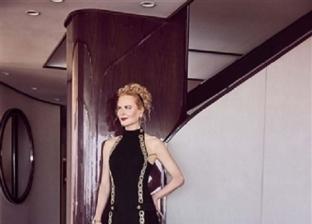 فستان نيكول كيدمان