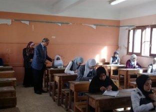 أولياء أمور وطلاب الصف الأول الثانوي عن امتحان الرياضيات اليوم:
