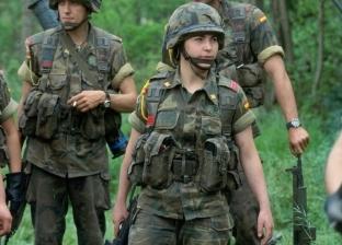 النساء في القوات الخاصة بالجيش الإسباني
