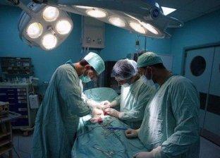 أثناء إجراء عملية منظار رحمي