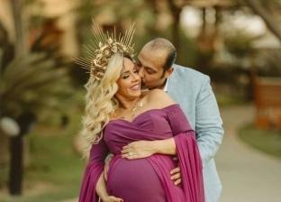 محمد ثروت وزوجته