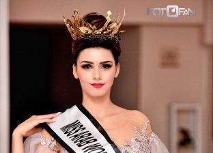 ضياء الزياني ملكة جمال العرب تونس 2019