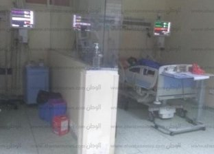 تحرش ممرض بمريضة اليوم داخل مستشفى الدمرداش