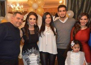 أمل رزق توضح حقيقة تصريحها بعدم موافقتها على خطوبة ابنتها والشرنوبي