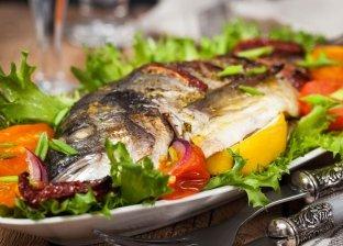 طاجن سمك مكريل برز الصيادية