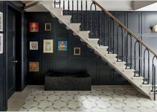 تحويل منطقة أسفل الدرج لأماكن مميزة