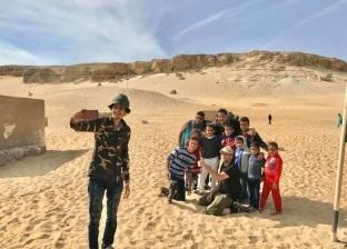 آية تعيد اكتشاف سياحة مصر الداخلية