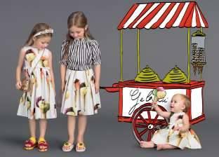 صورة أرشيفية لعرض أزياء للأطفال