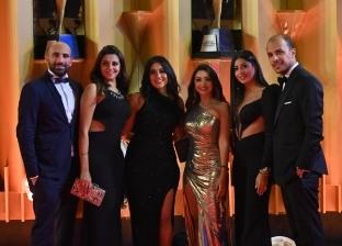 مشاهير الفن في مهرجان القاهرة السينمائي
