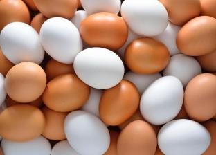 طريقة حفظ البيض